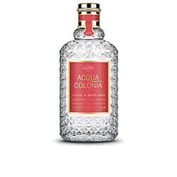 ACQUA COLONIA LYCHEE & WHITE MINT eau de cologne spray 170 ml