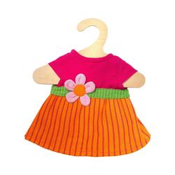 Heless Puppenkleidung Kleid Maya Gr. 28-35 cm, Puppenkleidung