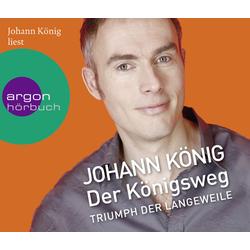 Der Königsweg als Hörbuch CD von Johann König