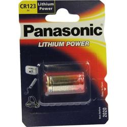 Batterie Lithium 3V CR 123A