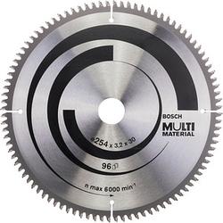 BOSCH Multi Material Kreissägeblatt 254,0 mm