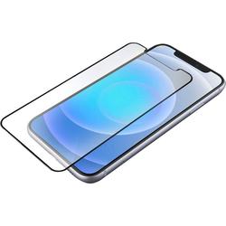 4smarts Hybrid Glass End. Crystal-Clear iPhone 12 mini für Apple iPhone 12 mini, Displayschutzfolie, Präzise Ausschnitte (Frontkamera oder Tasten weiter nutzbar), Abgerundete Kanten für angenehme Haptik, Kristallklares Glas zeigt die brillante Farbvielfalt, Keine Einschränkung der Berührungssensitivität, Einfaches reinigen, Schnelles, blasenfreies Anbringen mithilfe des cleveren Montagewerkzeugs