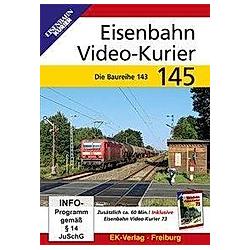 Eisenbahn Video-Kurier - DVD  Filme