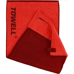 Stryve Sporthandtuch Stryve Towell + V2 Sporthandtuch Dynamic Red (1-St), bekannt aus der Höhle der Löwen
