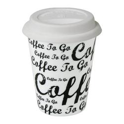 Könitz Coffee-to-go-Becher Becher mit Deckel, Metall