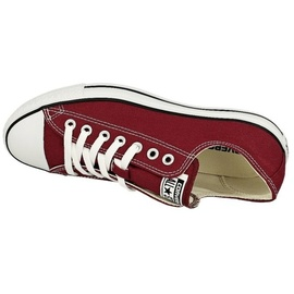 Converse Chuck Taylow All Star Ox bordeaux/ white-black, 38