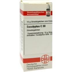 EUCALYPTUS C 30 Globuli 10 g