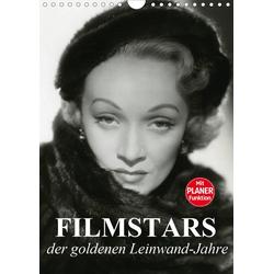 Filmstars der goldenen Leinwandjahre (Wandkalender 2021 DIN A4 hoch)