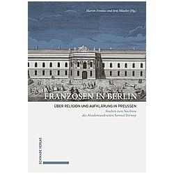 Franzosen in Berlin - Buch