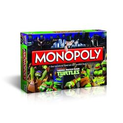 Winning Moves Spiel, Brettspiel Monopoly Turtles