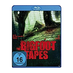Bigfoot Tapes - DVD  Filme