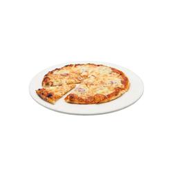 BBQ-Toro Grillplatte BBQ-Toro Pizzastein, Ø 38 cm Pizza Stein für Kugelgrill und mehr