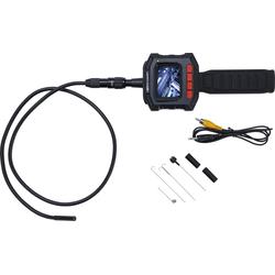 Kraftmann 63216 Endoskop Farbkamera mit TFT-Monitor Kamerakopf Ø8mm