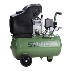 Druckluft Luft Kompressor 188L/min Kolbenkompressor Druckluftkompressor 24 Liter