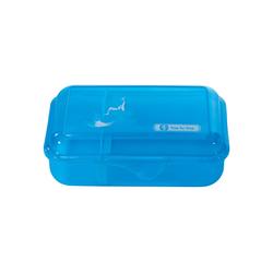 Step by Step Lunchbox, Polypropylen, Polypropylen blau