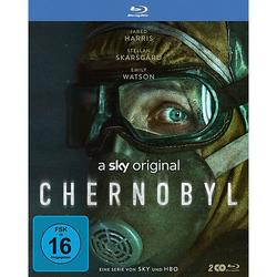 BLU-RAY Chernobyl - Season 1 Hörbuch