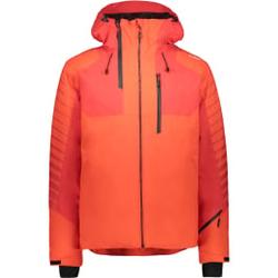 CMP - Man Jacket Fix Hood Tango - Skijacken - Größe: M