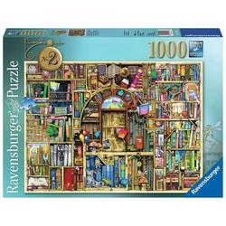 Ravensburger Puzzle Ravensburger 19418 Das magische Bücherregal Nr. 2, Puzzleteile