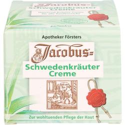 JACOBUS Schwedenkräuter Creme 100 ml