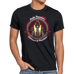 style3 Print-Shirt Herren T-Shirt CL4P-TP robot pandora claptrap ego shooter S