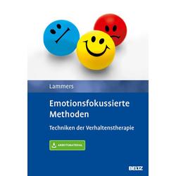 Emotionsfokussierte Methoden: eBook von Claas-Hinrich Lammers