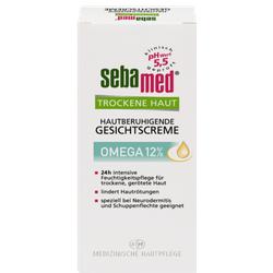 SEBAMED Trockene Haut Omega 12% Gesichtscreme 50 ml