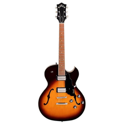 Guild Starfire I SC Antique Burst - E-Gitarre