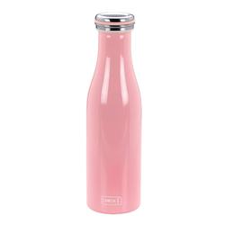 Lurch Thermosflasche Rostfreier Stahl 0,5L Rosa