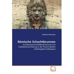 Römische Schachtbrunnen als Buch von Katharina Pittracher