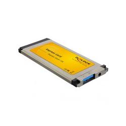 Delock Express Card to 1x USB 3.0 USB-Adapter ExpressCard (61872)
