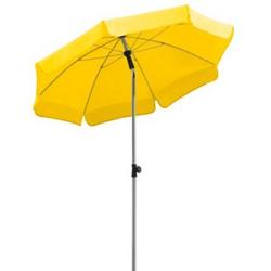 Schneider Sonnenschirm Locarno zitrus, Ø 150 cm