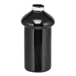 bremermann Seifenspender Seifenspenderflasche Keramik schwarz