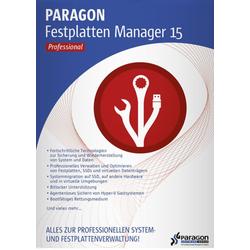 Paragon Hard Disk Manager 15 Professional, pełna wersja, [Download]
