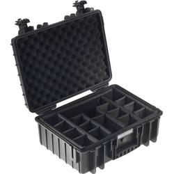 B & W outdoor.cases Typ 5000 Kamerakoffer Wasserdicht