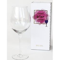 GIFT REPUBLIC Rotweinglas Riesen Weinglas 0,75l