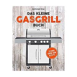 Das kleine Gasgrill-Buch - Buch