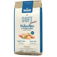 Bosch Tiernahrung Soft junior Hühnchen & Süßkartoffel 12,5 kg