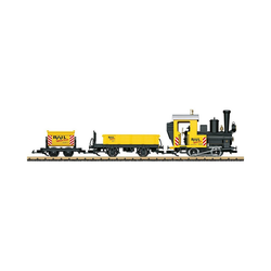 Märklin Modelleisenbahn-Set LGB 70503 Gartenbahn - Startset Baustelle