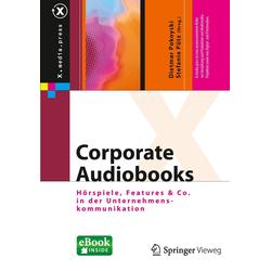 Corporate Audiobooks als Buch von
