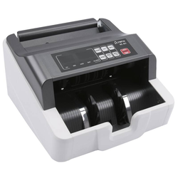 Geldscheinprüf- u. Zählgerät mit UV + MG