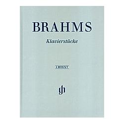 Klavierstücke. Johannes - Klavierstücke Brahms  - Buch