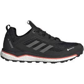 adidas Terrex Agravic Flow GTX W core black/grey four/signal pink/coral 42