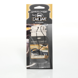 YANKEE CANDLE Car Jar Single NEW CAR SCENT Autoduft