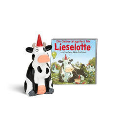 tonies Hörspielfigur Lieselotte - Ein Geburtstagsfest für Lieselotte und andere Geschichten