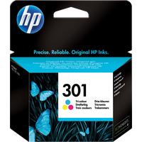 HP 301 CMY