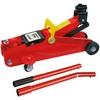 Brüder Mannesmann Werkzeuge BRUEDER MANNESMANN WERKZEUGE Wagenheber Hydraulik Rangier-Wagenheber, Maße (B/H/L) 15x23x46 cm rot