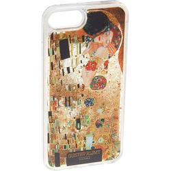 Schloss Schönbrunn Handyhülle iPhone 6+/6S+/7+/8+, Schloss Schönbrunn Sisi Hülle für iPhone 6+ 6S+ 7+ 8+ Hardcover- Kunstvolle Glitzer Handyhülle Einzigartige Schutzhülle für Case iPhone (Kuss - iPhone 6+/6S+/7+/8)