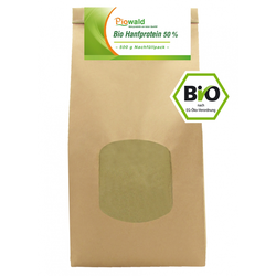 BIO Hanfprotein - 500g Nachfüllpack