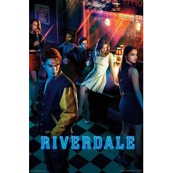 GB eye Poster Riverdale Poster Key Art