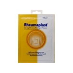 Rheumaplast 4,8mg Wirkstoffhaltiges Pflaster
